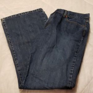 GAP Low Rise Flare Jeans Womens 16